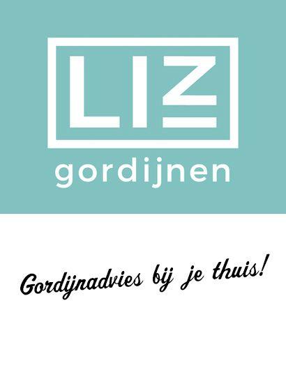 LIZgordijnen logo